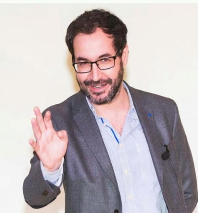 Jorge Barrero COTEC